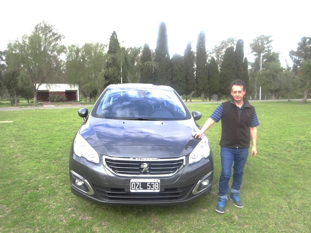 Test Nuevo Peugeot 408 - Informe Automotor